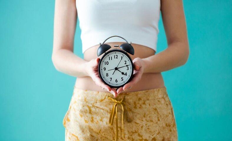 retraso en la menstruación