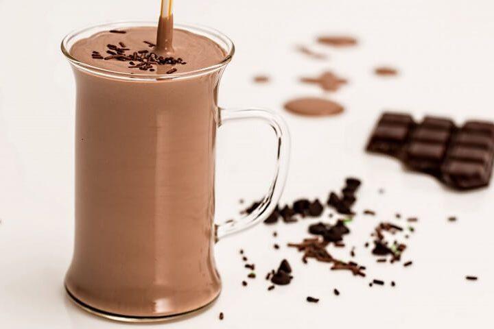 Smoothie de Café y Chocolate