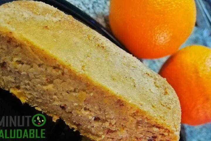 Irresistible torta de naranja ¡sin harina!
