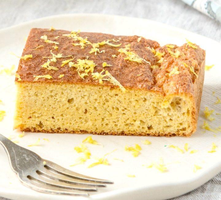 Irresistible Torta de Limón ¡¡Saludable!!