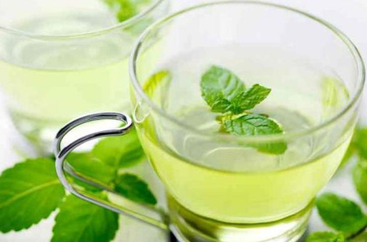 Natural Té de cilantro para bajar de peso