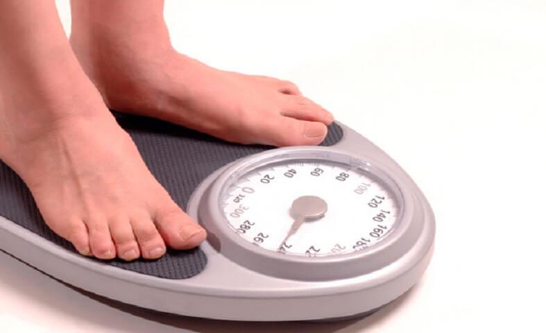 pierde peso a diario